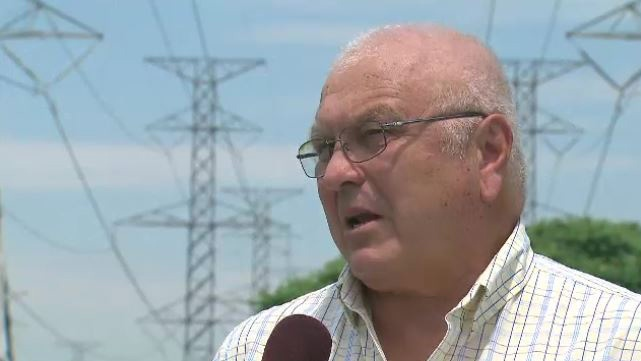 Kip Van Kempen said the delivery charges for his cottage are unfair because the electricity was never delivered.