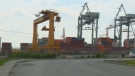 Four men were found in a shipping container at the Port of Montreal on July 20, 2017