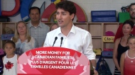 CTV News Channel: Trudeau on Payette