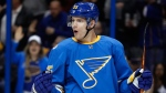 St. Louis Blues' Colton Parayko in St. Louis, on Feb. 2, 2017. (Jeff Roberson / AP)