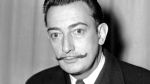In this file photo taken on Nov. 4, 1942 Spanish surrealist painter, Salvador Dali is pictured in New York. (AP Photo, File)
