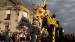 Long Ma, a 45-ton half-horse, half-dragon, will awaken at 10 a.m. on Friday, July 28. (Courtesy Ottawa 2017)