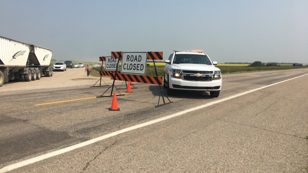STARS responds to crash on Hwy  16 near Rokeby, Sask  | CTV News Regina