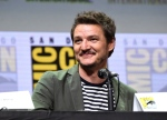 Pedro Pascal attends the 20th Century Fox panel on day 1 of Comic-Con International in San Diego. (Photo by Richard Shotwell / Invision / AP)