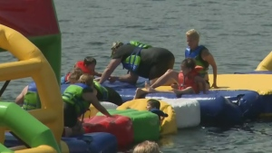 CTV News at 5: Waterpark on the water