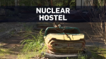 Hostel in heart of world's worst nuclear disaster
