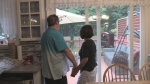 Barrie homeowner confronts thief
