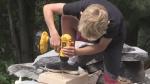 Huntsville's 'kidpreneur' creates stool
