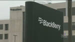 New BlackBerry software for government employees