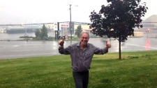 Rain brings hope in B.C.