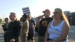 protest, Trudeau, Omar Khadr