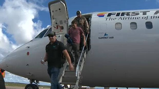 De Beers says two new weekly flights will help in the labour rotation at its mine in the Northwest Territories.