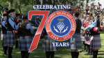 Glengarry Highland Games in Maxville