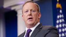 CTV News Channel: Sean Spicer resigns: report
