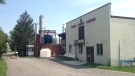 Thomas Canning Company in Essex, Ont., July 21, 2017. (Chris Campbell / CTV Windsor)