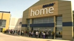 Sears Canada, which is operating under court protection from creditors, began liquidation sales on Friday at 59 department and Sears Home stores slated for closure.