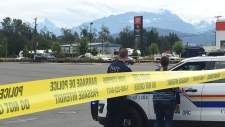 Car found torched after Chilliwack shooting