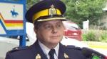 Inspector Lauren Weare, Cochrane RCMP