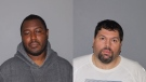 Police believe Vladimir Casimir and Calogiero Pizzuco, both 42, are the heads of a car theft ring.