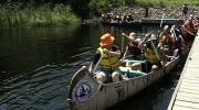 CTV Barrie: Canoe pilgrimage