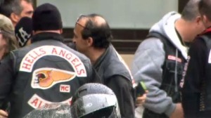Hells Angels - Calgary rally