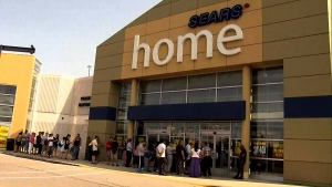 CTV National News: Sears begins selloff