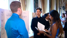 CTV National News: Students leave comfort zone
