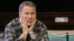 In this April 5, 2006 file photo, actor John Heard, who stars as Alex, rehearses for Steppenwolf Theatre's production of Don DeLillo's play, 'Love-Lies-Bleeding,' in Chicago. Heard, best known for playing the father in the 'Home Alone' movie series, has died. He was 72. His death was confirmed by the Santa Clara Medical Examiner's office in California on Saturday, July 22, 2017. (AP Photo/Brian Kersey, File)