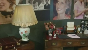 CTV News Channel: Tribute made for Princess Diana