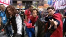 Comic-Con takes over San Diego in a flashy flare