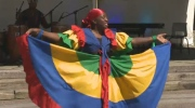 Afrifest, a celebration of African culture and heritage was held on the Halifax Waterfront.