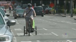 Dooring on the decline: Study shows behavior of cy