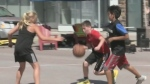 CTV Northern Ontario: Hitting the Hardcourt