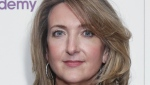 In this file photo dated May 13, 2013, BBC TV journalist and presenter Victoria Derbyshire poses for photographers in London. (Yui Mok/PA File via AP)