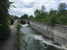 A man drowned Friday evening while swimming in the Soulanges Canal near Pointe-des-Cascades.