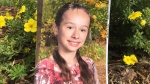 14-year-old Khrystyna Maksymova is dead after being pulled from a north Edmonton pond on Saturday, July 22, 2017.