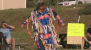 Oromocto First Nation holds first weekend long powwow in 30 years. CTV's Nick Moore reports.