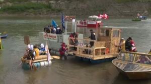 Sourdough Raft Race 2017