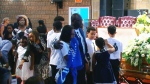 Funeral underway for drowned Toronto teen