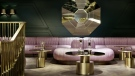 Dandeylan Bar at the Mondrian London hotel © Mondrian Hotel