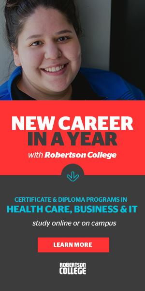 Robertson College Dbl BB