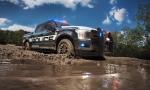 2018 Ford F-150 Police Responder pickup truck
