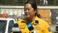 Banff National Park provides wildfire update