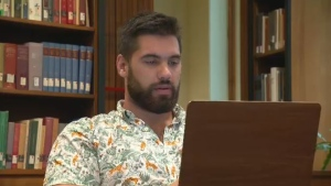 Studies first, sports second for Laurent Duvernay-Tardif, both a McGill med student and in NFL starter.