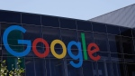 This Tuesday, July 19, 2016, file photo shows the Google logo at the company's headquarters in Mountain View, Calif. (AP Photo/Marcio Jose Sanchez, File)