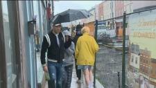 CTV Montreal: Street art a statement