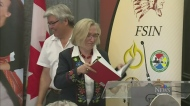 Federal government, FSIN funding First Nations