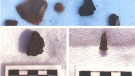 Indigenous artifacts unearthed at construction site in west Windsor (City of Windsor handout)
