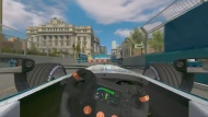 The FIA released a video simulation of the Montreal ePrix race.