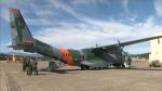 Search and rescue plane